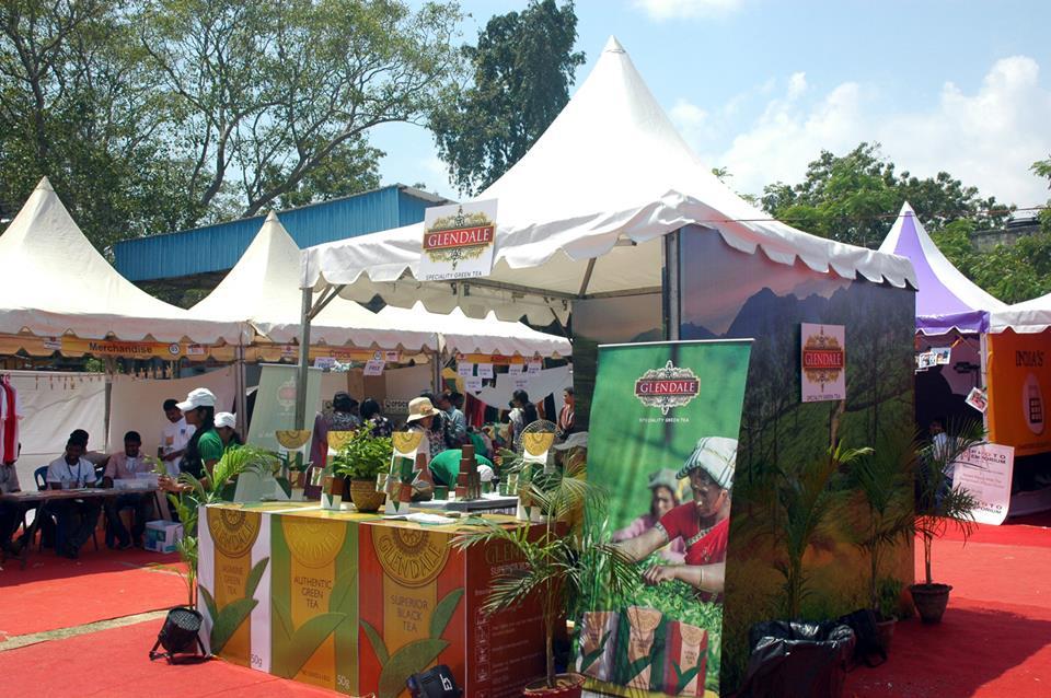 Glendale Tea Public Launch event in Chennai